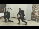 Breakdance экспромт с Ромой Резиком