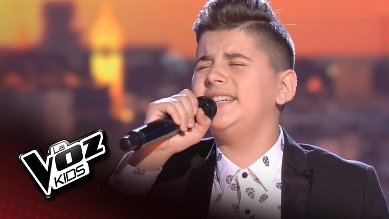 Juanfri: Mi marciana – Final – La Voz Kids España 2018