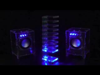 10 Level VU Meter Professional Electronic Crystal Column Light LED DIY Sound Control Music Spectrum