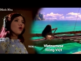 How Far Ill Go (Moana) - Various Artist (The voices behind the mic) - 24 Languages