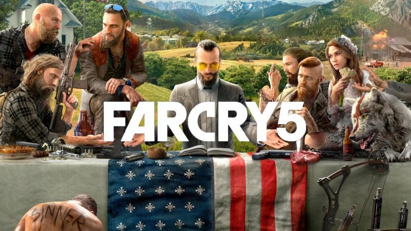 Прохождение FarCry 5 на GTX 750 1gb ( Часть №4 )