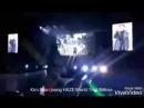 20180218 Kim hyun joong HAZE World Tour Bolivia -- Yes I Will