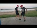 Танец солигорских дедов-морозов😇
