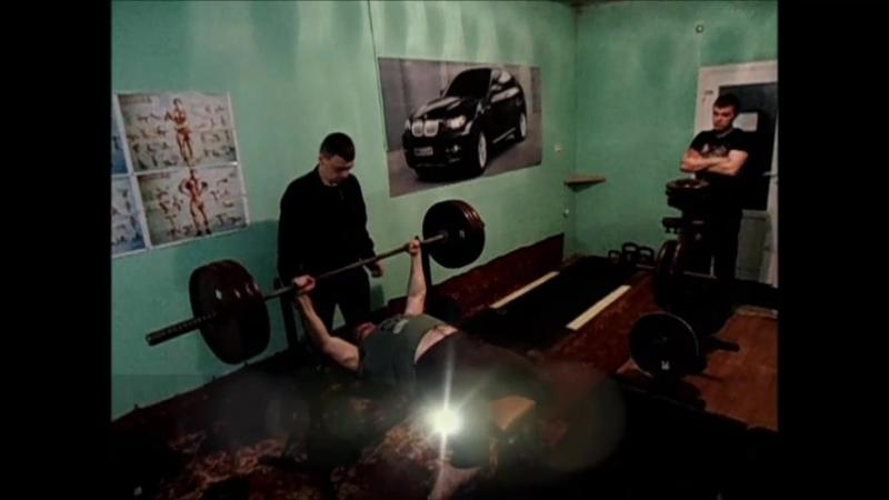 Видео про спортзал Стимул (фильм первый)