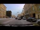 ДТП на повороте с Лермонтовского на Римского Корсакова