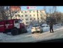 Пол провалился в жилом многоквартирном доме в Звенигороде