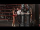 Репетиция совместного выступления Зендаи и Зака Эфрона «Величайший Шоумен».