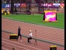 Darya Klishina Дарья Клишина 2017 8v IAAF World Championships London August 11th warming