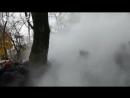 Дым файеры и массовые драки столкновения полиции и демонстрантов в Одессе
