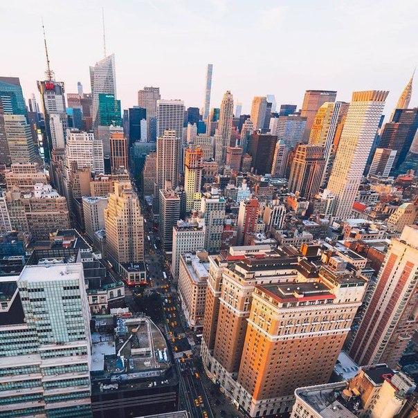Петербург: авиабилеты в Нью-Йорк за 22000 рублей туда-обратно