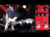 JHS Pedals AT+ Andy Timmons Plus - Signature OverdriveDistortion (2018)