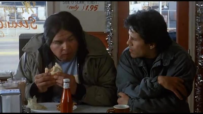 ◄Powwow Highway 1989 Шоссе встреч*реж Джонатан Уэкс