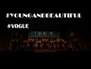 Vogue - 28/01/2018 отчётный концерт Студии SYNERGY youngandbeautiful