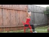 ►ЛЕЧЕНИЕ ОСТЕОХОНДРОЗА_ 6 простых упражнений гимнастики при остеохондрозе с Алек