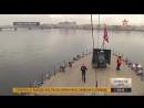 Экипаж крейсера «Аврора» пополнили 14 матросов