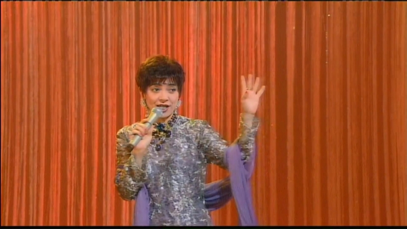 Koshiji Fubuki ga Ai Shita Uta Otori Ran 1996