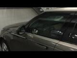 Автошторки Laitovo установка на Land Rover Range Rover Velar