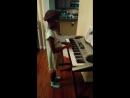 Thalia Burgess Playing the Piano