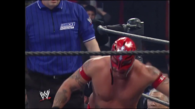WWE.Royal.Rumble.2006 - Rey Mysterio