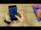 Идеальный смартфон за 200$! Супер автономность, NFC, много памяти,Snapdragon. Распаковка Lenovo P2