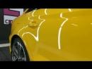 Audi A3 приобрёл роскошный блеск и насыщенность цвета с Ceramic Pro 9Н