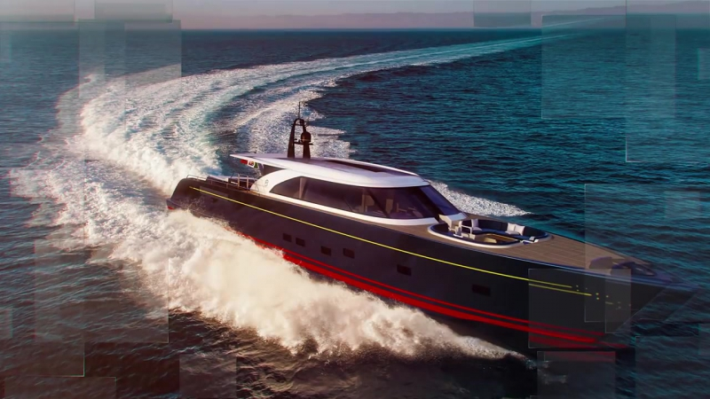 Perini Navi The new 25m Eco Tender