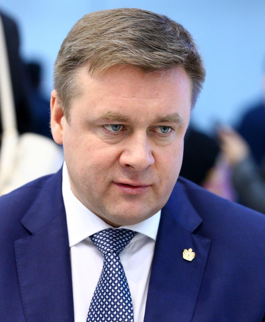 любимов губернатор рязанской области фото горизонтальной фотографии лицевой