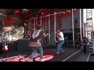 A$AP Rocky - Electric Body (Jimmy Kimmel Live) ft. SchoolBoyQ