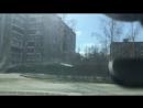 Разворот на изгибе Карельского бульвара