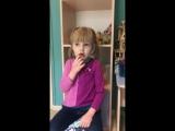 Отзыв о работе детского стоматолога Кургузовой Анны Николаевны от Самохиной Насти