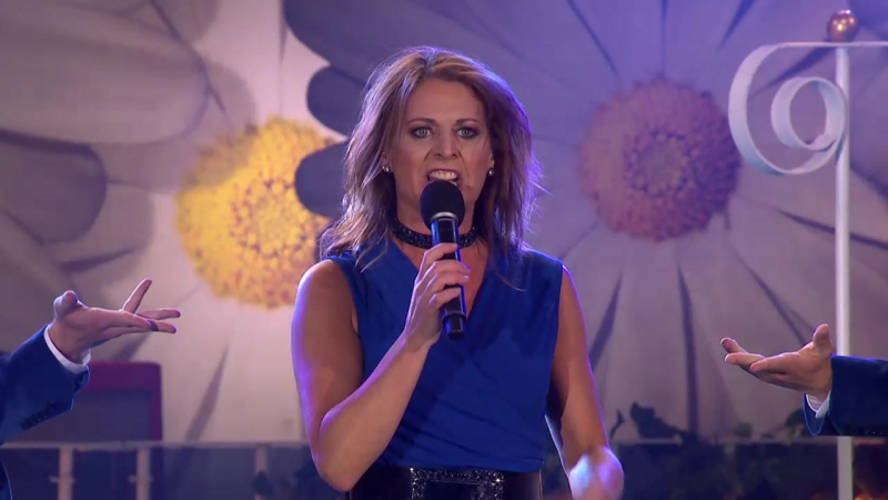 Anna Werner-Don t Rain On My Parade.(Lotta På Liseberg 14.08.2017.)