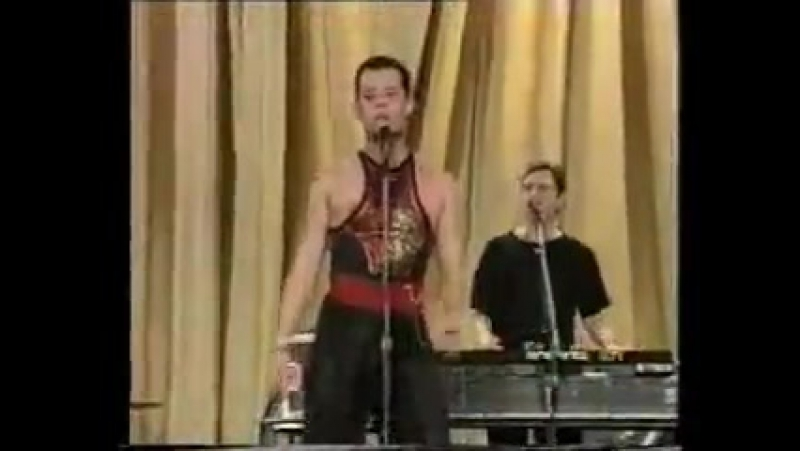 Вюнсдорф Концерт Вадима Казаченко 1994