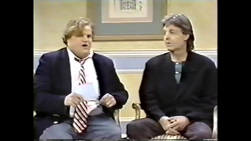 The Chris Farley Show 1 (13.002.1993) Saturday Night Live – Dress Rehearsals
