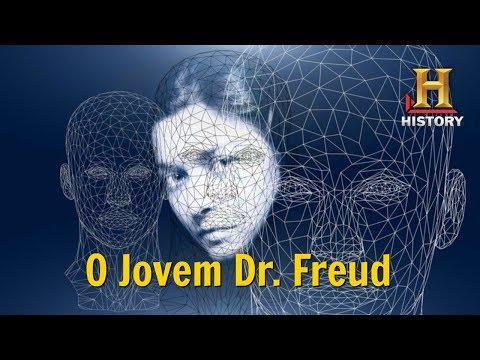 O Jovem Dr Freud Biografia de Sigmund Freud Documentário History Channel Brasil