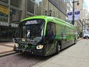 SEPTA HD 60fps EXCLUSIVE: Riding Proterra Catalyst Battery Electric Bus Demo in Center City 7/28/16