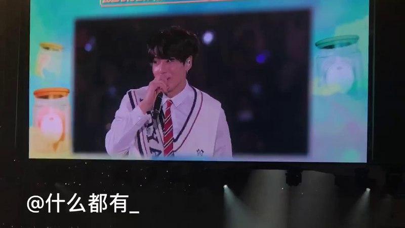 180418 JungKooks B-boy Dance - BTS Japan Fanmeeting D1