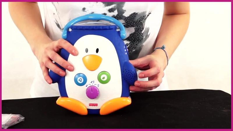 Fisher Price Музыкальная игрушка с проектором W9893)