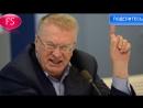 Жириновский считает Собчак «подставным кандидатом»