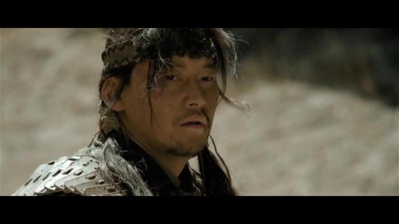 Аравт – 10 солдат Чингисхана (2012). Последний бой в лесу