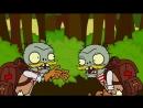 Растения против Зомби - Переполох в лесу