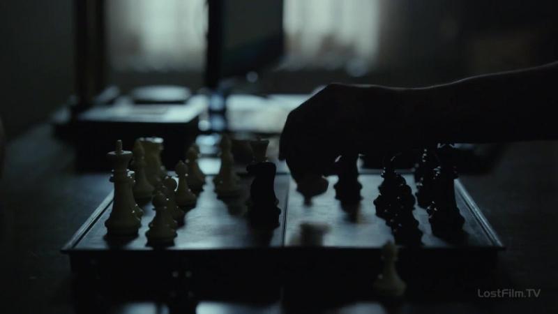 Mr. Robot / Мистер Робот - Игра в шахматы (отрывок из сериала)