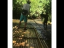 Сегодня хочется поделиться наблюдениями. Сплав на бамбуковых плотах по реке в заповедных местах.  Потрясающее место. Выезжать же