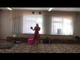 Танцующий жонглер всегда украсит ваш праздник