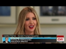 Ivanka explains what it was like growing up as a Trump