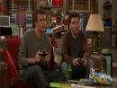 За кем останется квартира. Пусть это решают Тед и Маршал из будущего. Проклятие! Тед из прощлого!