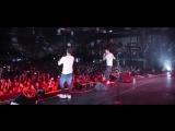 СКРИПТОНИТ - КАПЛИ ВНИЗ ПО БЕДРАМ (ft. Niman) live! Поет весь зал!.mp4