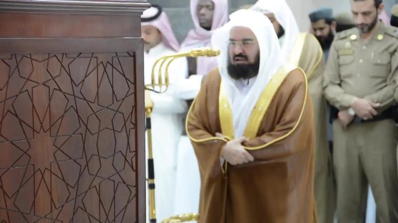 Crying Recitation From Surah Al Wakiya Sheikh Sudais 29 November 17 Fajr