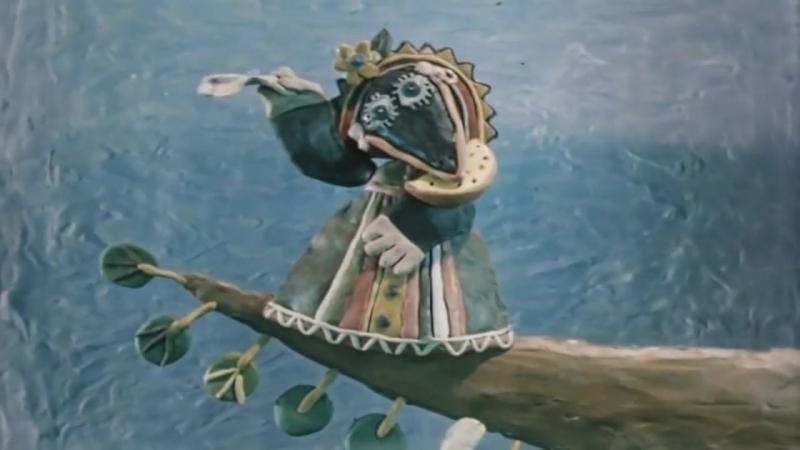 Пластилиновая ворона Прикольный мульт