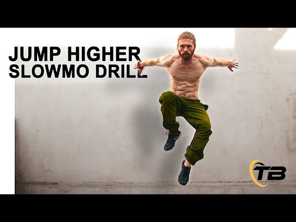 How To Jump Higher - 1 Unique Exercise - The Slowmo Jumping Drill - Tapp Brothers
