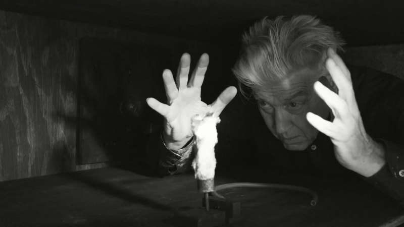 This Video of David Lynch Is Not What It Seems